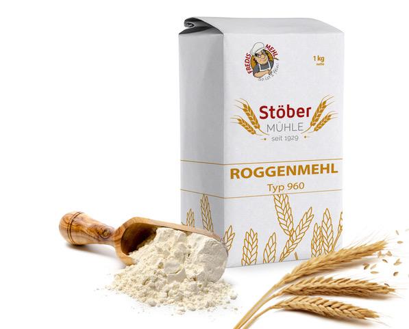 Roggenmehl